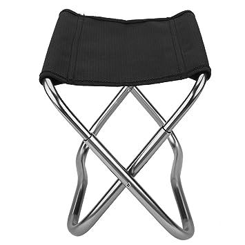 Mini Chaise Pliante Sige Tabouret Pliable Lger Portable Pour Camping Pche Escalade Randonne