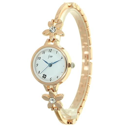 1dbcb54355 Jewelry Watch Nemophilainsignis Bracelet Band Fashion Simple Style Ladies  Quartz Watch Women's Watches Girls Wrist Watches