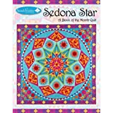 Sedona Star a Block of the Month Quilt Machine Embroidery Design by Sarah Vedeler Designs promo code 2017