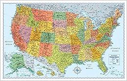Rand McNally Signature Map Of The United States Rand McNally - United states map