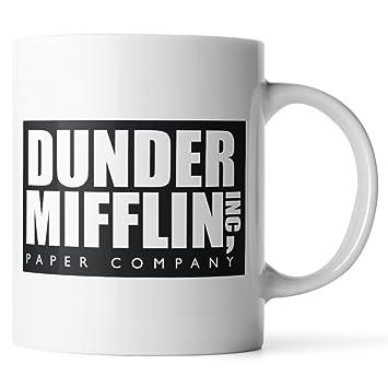 office coffee mugs. Dunder Mifflin The Office - Funny Coffee Mug By Donbicentenario 11OZ SHIPS FROM USA Mugs