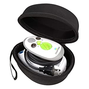 Aproca Hard Storage Travel Case Compatible Steamfast SF-717 Mini Travel Steam Iron