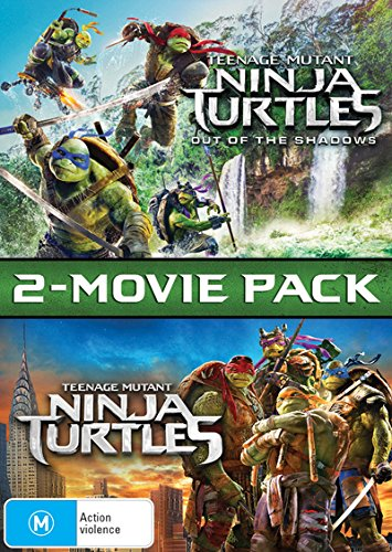 Amazon.com: Teenage Mutant Ninja Turtles / ... Out of the ...