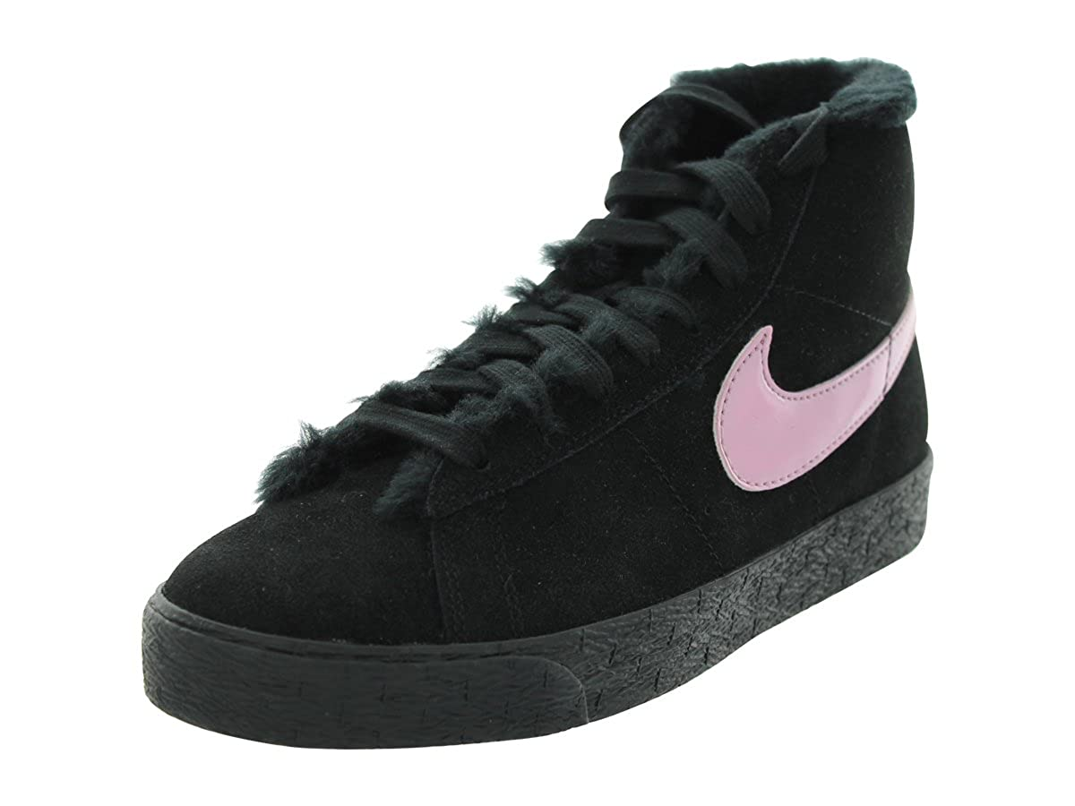wholesale dealer 65491 5b07c Nike Kids Blazer Boot (PS) Boots 2.5 (Black Perfect Pink)