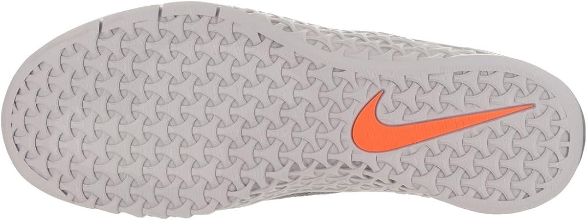 Nike Metcon 3, Chaussures de Gymnastique Homme Multicolore Dark Grey Hyper Crimson Wolf Grey