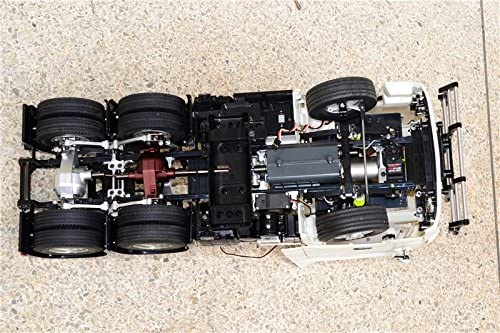 Tamiya 1//14 Truck Upgrade Parts Aluminum Center Gear Box 1 Set Black