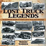Lost Truck Legends, Robert Gabrick, 1583882960