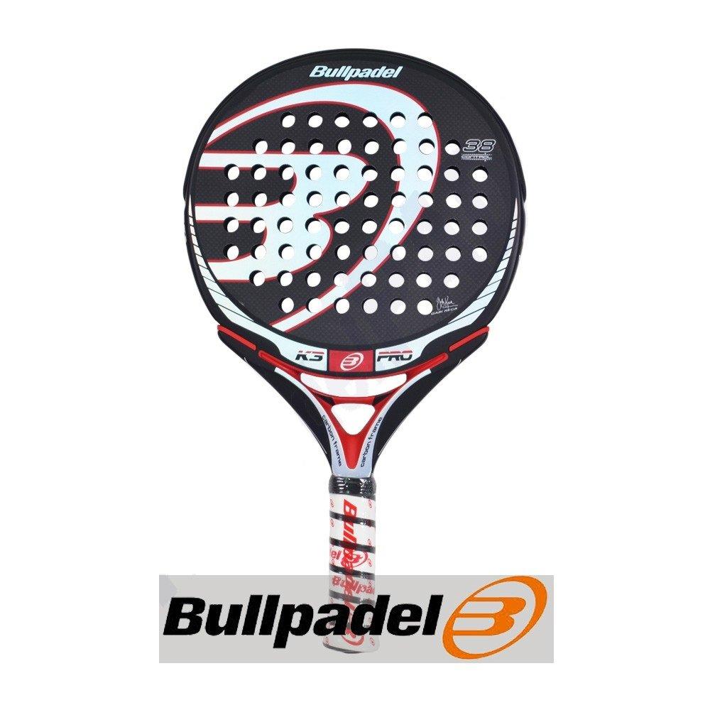 Raqueta K3 PRO 14 Bullpadel: Amazon.es: Deportes y aire libre