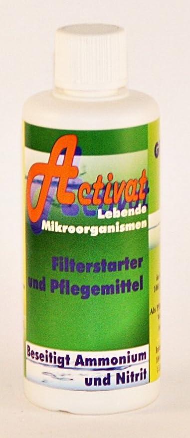 activat 1L de purificador de agua microorganismos: Amazon.es ...