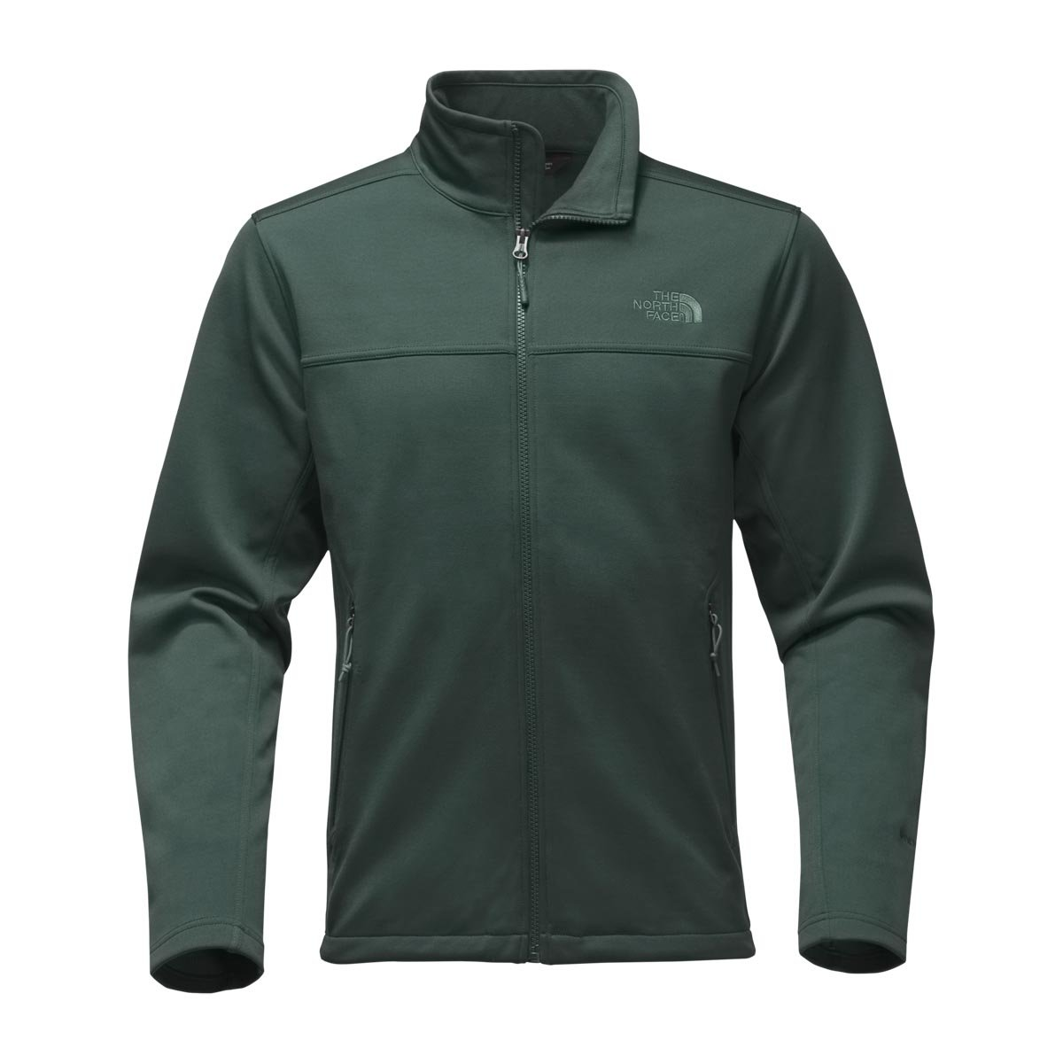 The North Face Men's Apex Canyonwall Jacket - Darkest Spruce/Darkest Spruce - L (Past Season) by The North Face