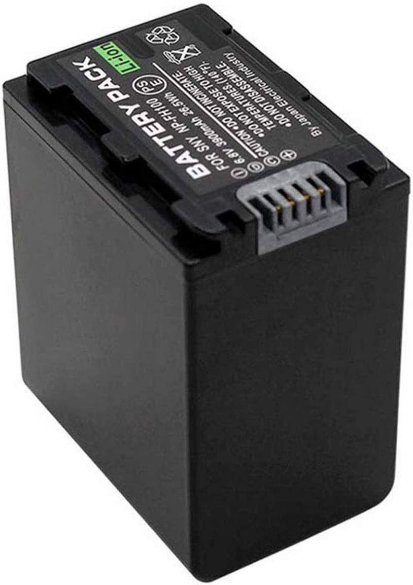 DCR-SR77 Handycam Camcorder Battery Pack for Sony DCR-SR72 DCR-SR75