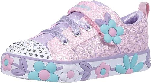 Excesivo Rebaño Policía  Skechers Daisy Lites Zapatillas para niños, Rosa/Multi, 11 MX M Niñito:  Amazon.com.mx: Ropa, Zapatos y Accesorios