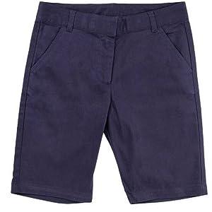 George Girls' School Uniforms, Bermuda Short (14, Navy Blue)