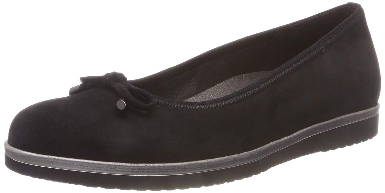 Gabor Shoes Comfort Sport, Ballerines (S.s/Ku) Femme 39 EU Noir (Schwarz (S.s/Ku) Ballerines 47) 293f39