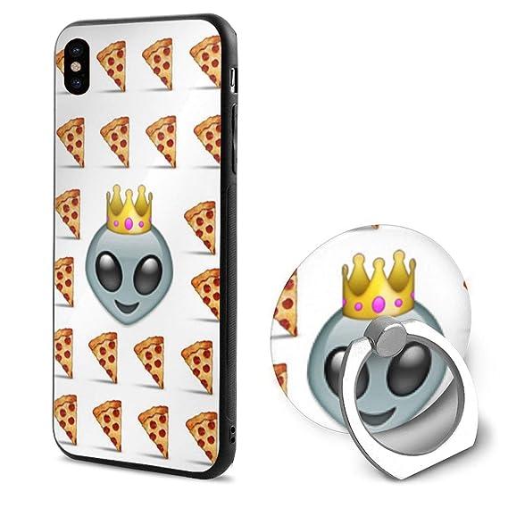 Amazon Com Iphone X Case Food Emoji Wallpaper Iphone X Mobile Phone