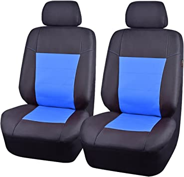 HONDA CR-V ALL YEARS HEAVY DUTY WATERPROOF BLUE SINGLE CAR SEAT COVER