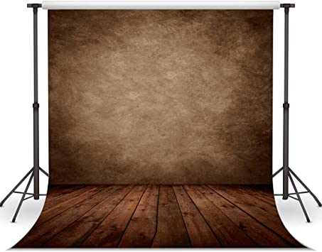 Kate Vintage Abstract Leather Texture Backdrops for Photography 10x20ft Brown Retro Portrait Backgrounds Photo Studio