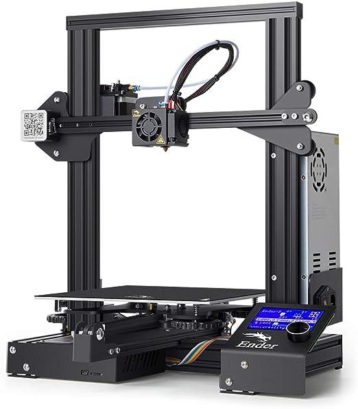 WDDP Impresora 3D, Impresora 3D con Función De Impresión De ...