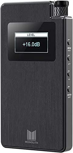 Monolith Portable DAC/AMP
