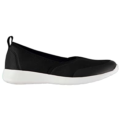 644132ef1 Fabric Womens Zeta Slip On Shoes: Amazon.co.uk: Shoes & Bags