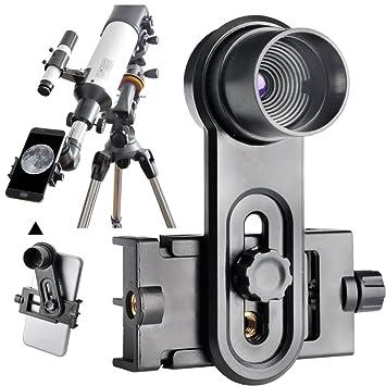 Universal Telescope Smartphone Camera Adapter 1.25