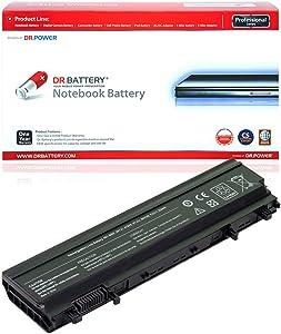 DR. BATTERY VV0NF Battery Compatible with Dell Latitude E5540 E5440 0M7T5F F49WX NVWGM 0K8HC 1N9C0 7W6K0 CXF66 WGCW6 451-BBID 451-BBIE 451-BBIF [11.1V/4400mAh/49Wh]