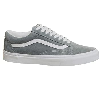 b26cdd7c6f Vans Old Skool Mens Sneakers Grey
