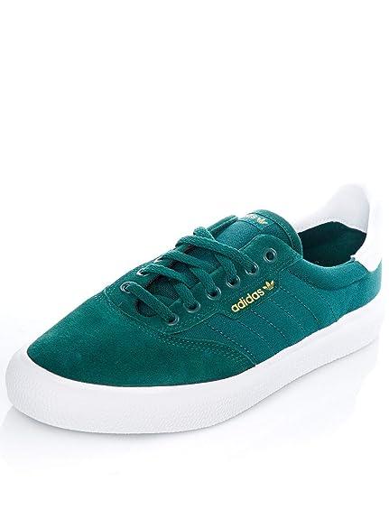 superior quality 92003 a32fe ADIDAS SKATEBOARDING 3MC Collegiate Green Feather White Uk10 Amazon.co.uk  Shoes  Bags