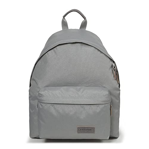 Eastpak Authentic Mochila Tipo Casual, 40 cm, 24 litros, Plateado/Sparkly Silver: Amazon.es: Equipaje