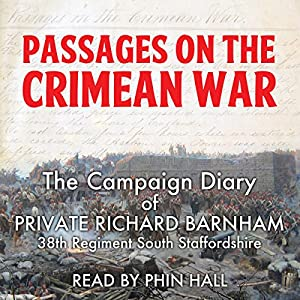 Passages on the Crimean War Audiobook