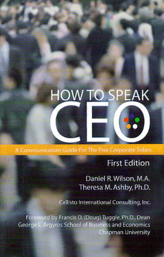 Download How to Speak CEO: A Communication Guide for the Five Corporate Tribes pdf