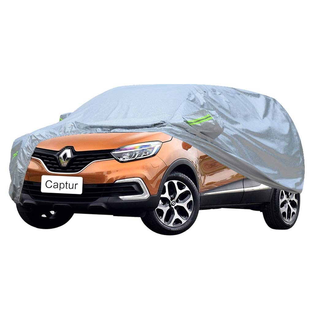 SXET-Car cover Car Cover Oxford Cloth Windshield Cover UV Protection Waterproof Scratch-Resistant Renault Captur Special Car Cover