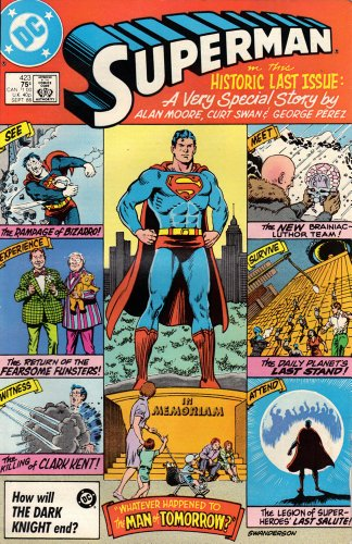 Superman 423, Action 583