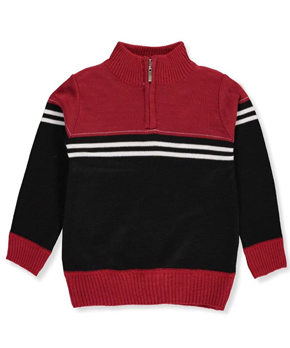 Faze 1 Little Boys' Zip Turtleneck Sweater