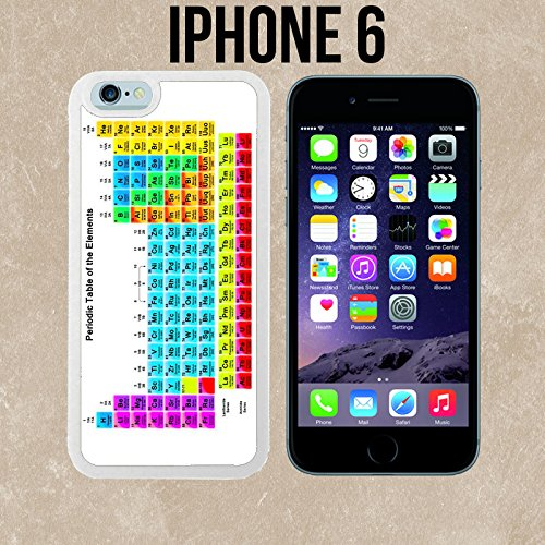 Amazon Periodic Table Of Elements Custom Made Casecoverskin