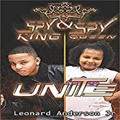 Spy King & Spy Queen Unite, Volume 5 | Leonard Anderson Jr,  Gregory Graphics - photographer