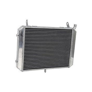 alloyworks 2 fila Core Automotive radiadores de aluminio 32 mm todas partes de refrigeración del motor