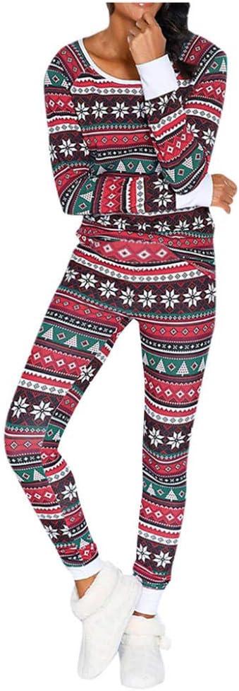 Pijamas navideños,Pijamas de Navidad para mujer, pijamas de ...