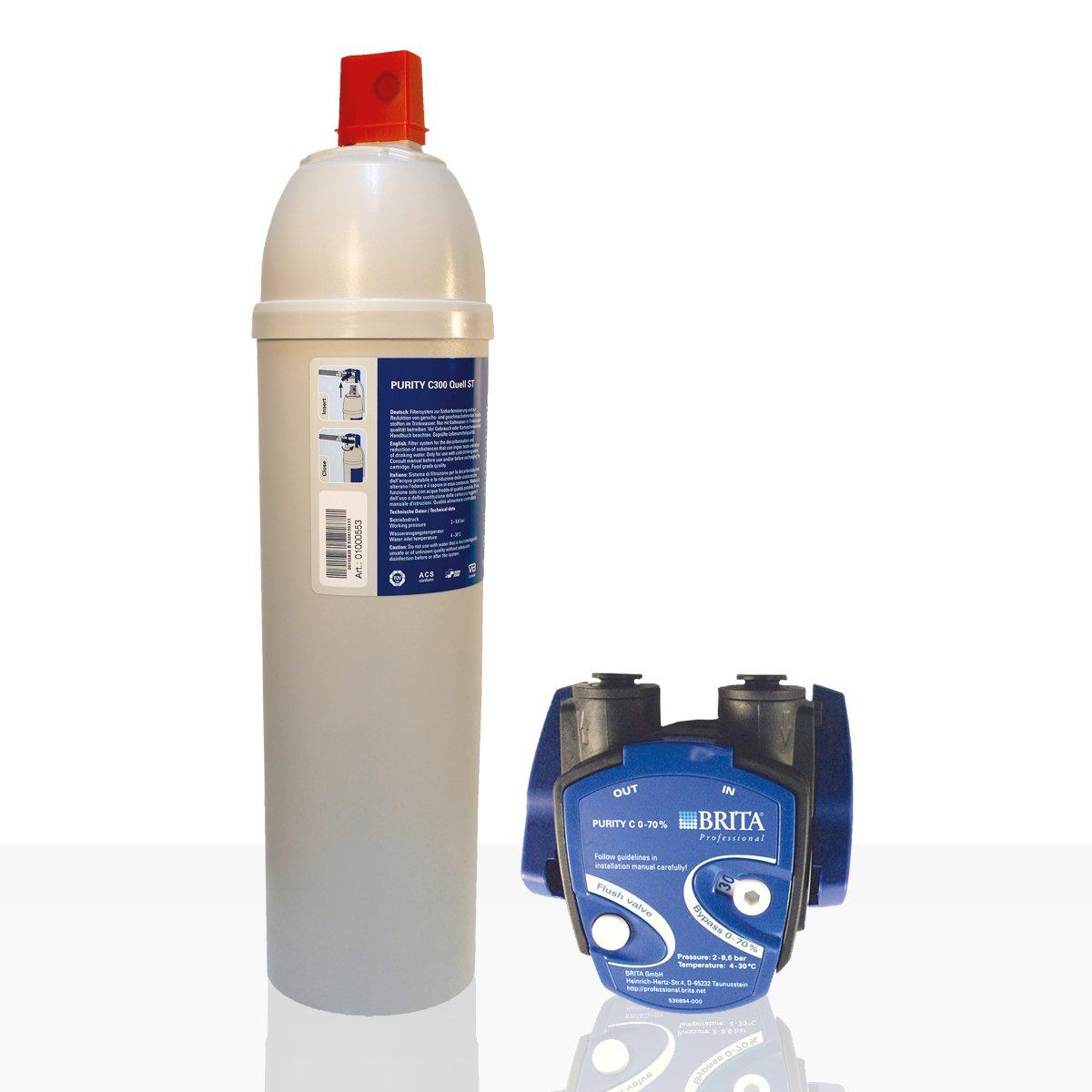 BRITA Purity C 300 Quell ST - Juego de cabezales de filtro, cartucho de filtro: Amazon.es: Hogar