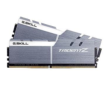 DDR4 16GB PC 3200 CL16 G Skill KIT 16GTZSW Trident Z: Amazon