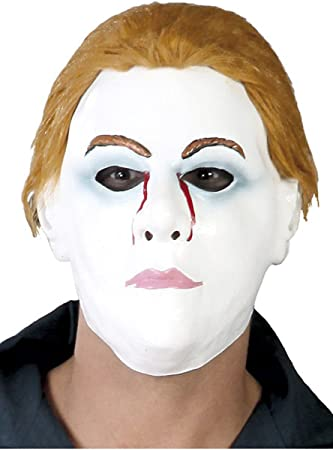 Halloween Scary Michael Myers Face Mask