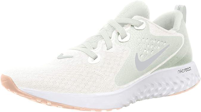 Nike Legend React, Zapatillas de Running para Mujer: Amazon.es ...