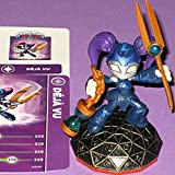 Deja Vu Skylanders Trap Team Character (includes card and code, no retail package)