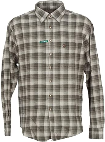 Orbis 420000-3576/55 - Camisa de franela para hombre, color ...