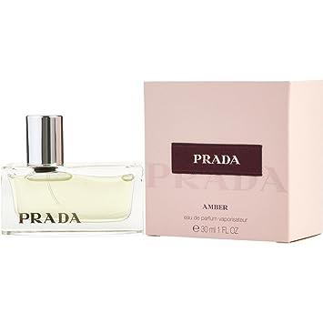 Amazoncom Prada By Prada Eau De Parfum Spray 1 Oz Amber For
