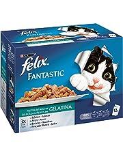 Hasta 20% en una selección de comida para tu gato Felix