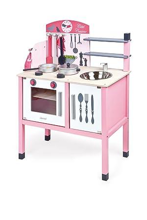 maxi cuisine mademoiselle en bois
