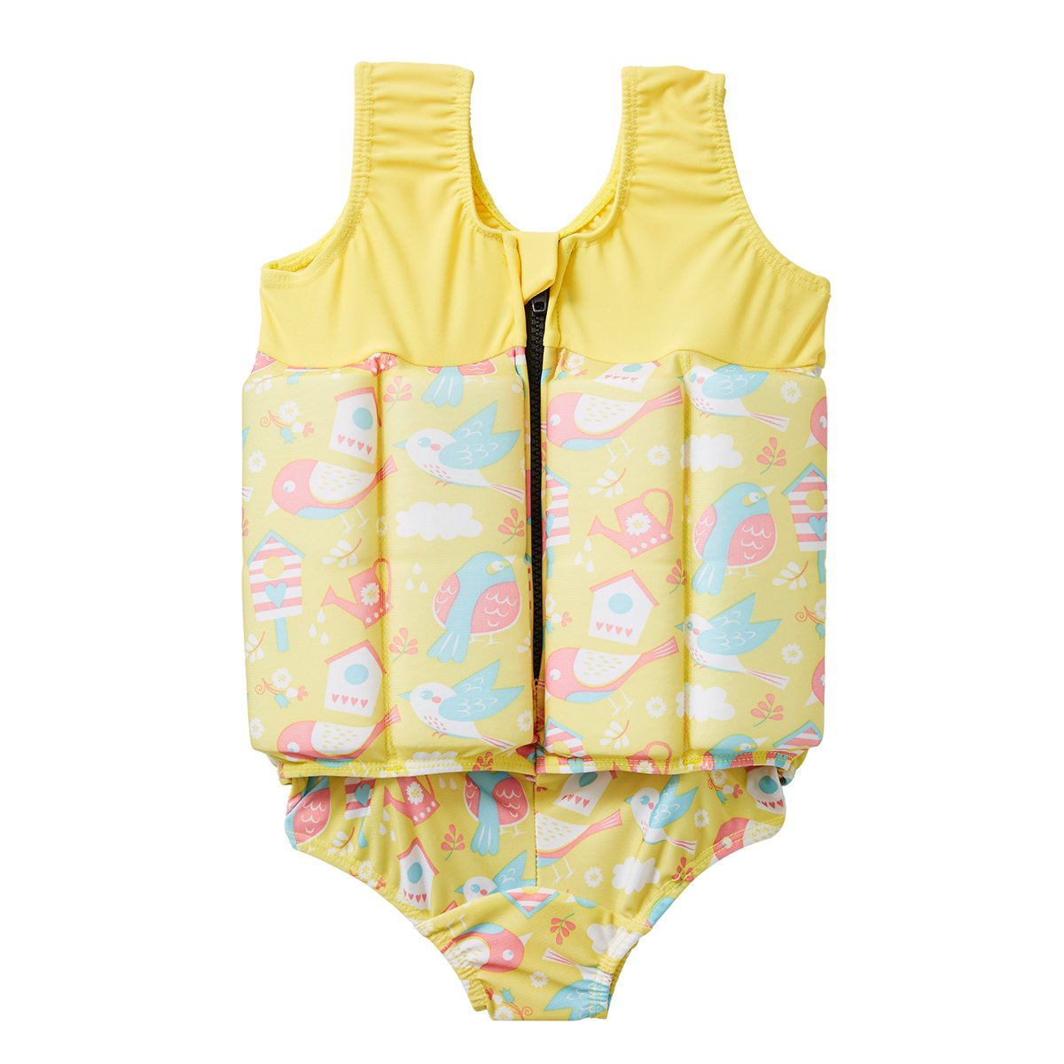 Amazon.com : Splash About Collections Float Suit - Adjustable Buoyancy, 1-6 Years (2-4 Years (Chest: 56cm Length: 40cm)), Pink Blossom : Baby
