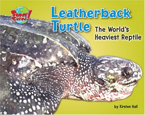 Leatherback Turtle: The World's Heaviest Reptile (Supersized!)