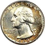 1962 D Washington Quarters (1932-98) Quarter MS67 PCGS\CAC